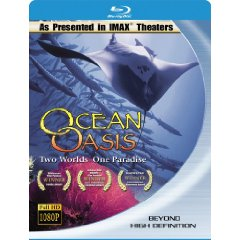 Ocean Oasis - Two Worlds One Paradise IMAX (Blu-ray)
