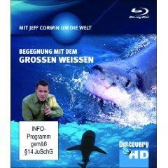 Discovery HD: Jeff Corwin - Begegnung mit dem großen Weißen Hai