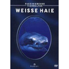 DVD: Weiße Haie - Faszinierende Tierwelten
