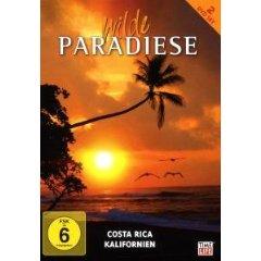 DVD: Wilde Paradiese - Costa Rica - Juwel der Karibik