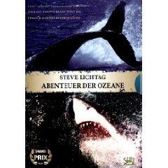 Steve Lichtag Abenteuer der Ozeane (5 DVDs)