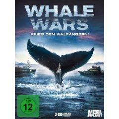 Whale Wars - Krieg den Walfängern (2 DVDs)
